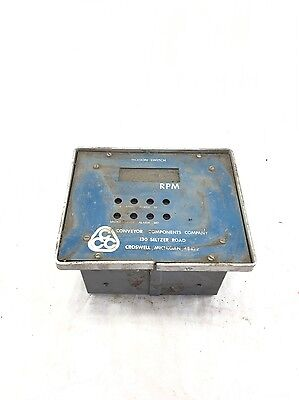 Used Conveyor Components Motion Control Switch 4 Digit Display Fast Ship B345