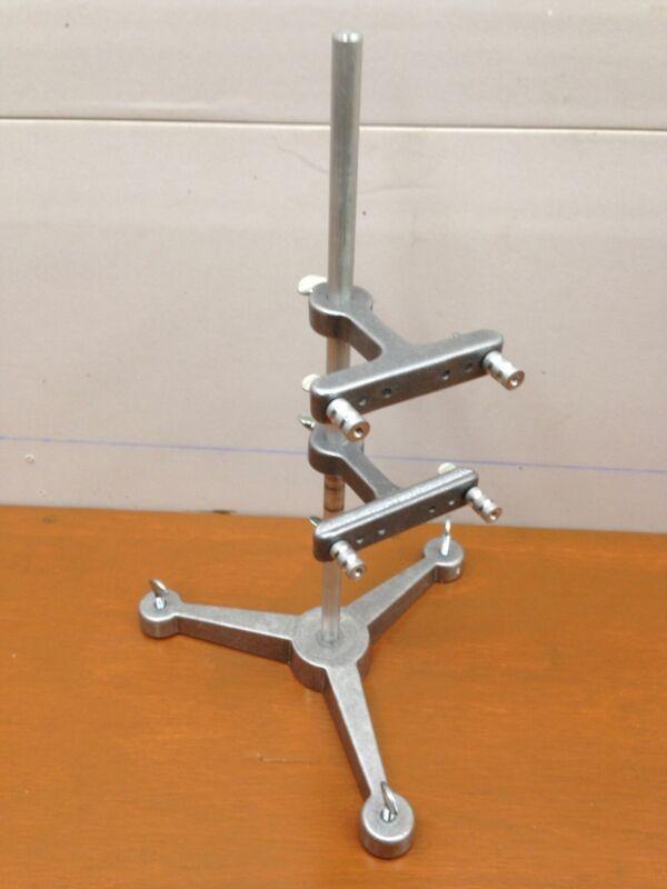 Clock Repair Test Stand Aluminum  Repairman