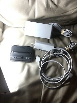 OEM Nintendo Wii U Power Adapter and Gamepad Charger