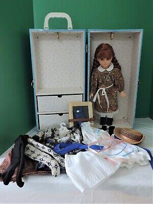 Madame Alexander Anne Of Green Gables Trunk Set
