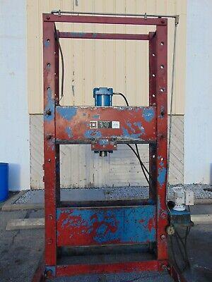 Otc 150 Ton Hydraulic Shop Press