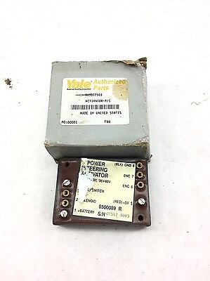 Used With Box Yale 505977503 Power Steering Activator Fast Shipping Sb7