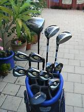 TOP QUALITY GOLF SET – CALLAWAY AND COBRA S3 GREAT COND NEW BAG Maylands Bayswater Area Preview