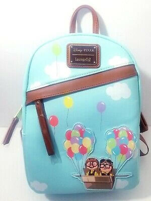 Disney Pixar Up Loungefly Mini Backpack Adventure Bag](Adventure Backpacks)