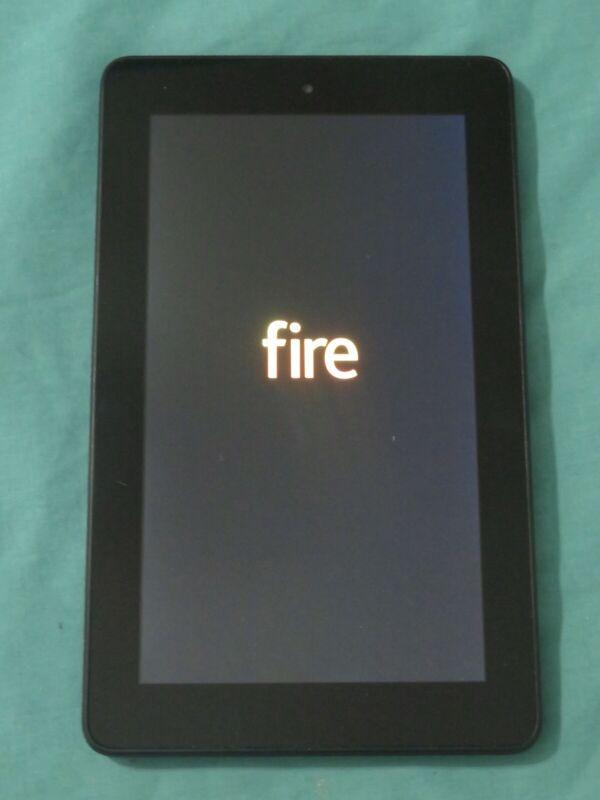 Amazon feu 7 Écran tactile tablette kindle 7
