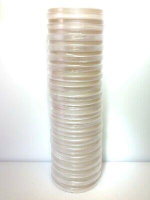 20 Pdypa Polystyrene Petri Dishes Potato Dextrose Yeast Peptone Agaragar Plate