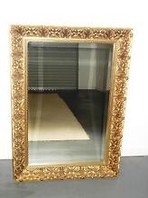 Gold Gilded Mirror Cannonvale Whitsundays Area Preview