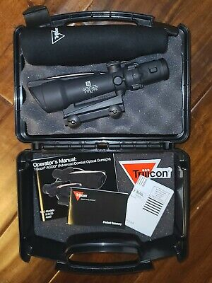Trijicon ACOG 3.5x35 w/Red Horseshoe Reticle .308 BDC/TA51 Mount