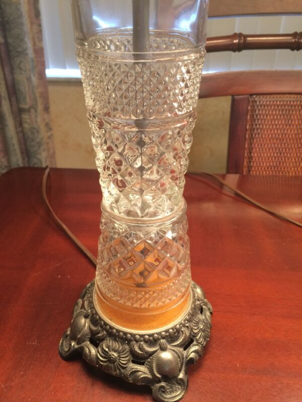 Wexford Glass Lamps