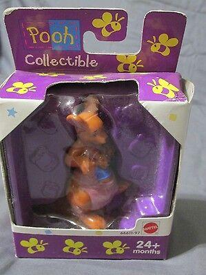 Winnie The Pooh Kanga & Roo Sammlerstück Disney Figur Mattel 66611-97 Känguru (Winnie The Pooh Sammler)