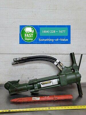 Stanley Br67 Hydraulic Breaker Jack Hammer Concrete Tool W Bit