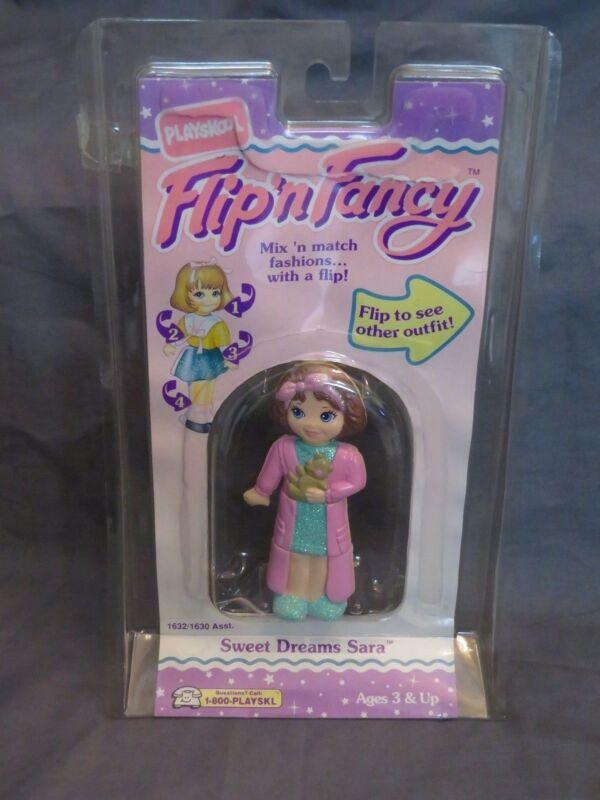"Brand New Sealed Vintage Flip N Fancy Doll Playskool 1991 ""Cute Coryn"" 1636 1630"