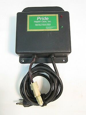 Pride Supply (Pride Health Care Power Supply Charger Input 115 Vac 2A 50/60)