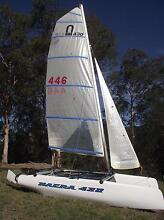 NACRA 430 SPORTS CATAMARAN 2011 Sail boat Immaculate Condition Upper Brookfield Brisbane North West Preview