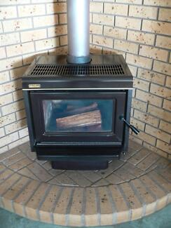 MERIDIAN WOOD HEATER FOR SALE.