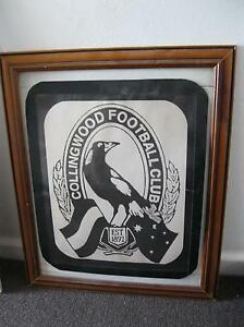 Collingwood Football Club framed Claremont Glenorchy Area Preview