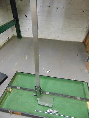 Metron 111 - 24 Inch Height Gauge Gage Made In Sweden See Description