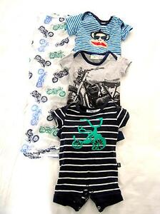 Baby Boys Clothes- Milky & Paul Frank brands Stockton Newcastle Area Preview