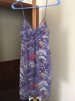 Adorable Ladies Girls Junior Size 2 American Eagle Outfitters Summer Sundress
