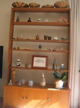 wall unit and shelves Denistone East Ryde Area Preview