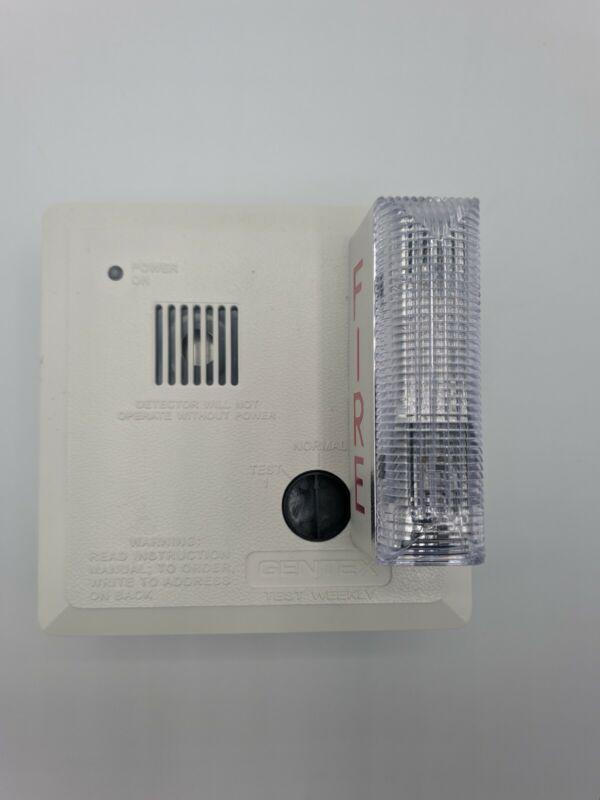 Gentex 7139CS-C Photoelectric Smoke Alarm, Hardwired Ceiling Mount