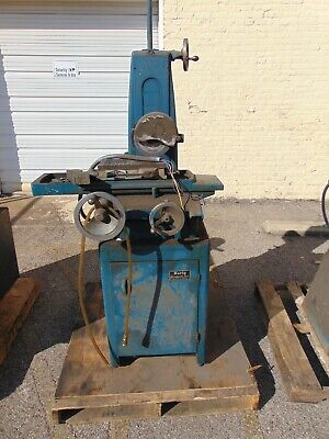Surface Grinder From Working Shop