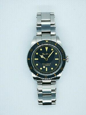 San Martin SN004-G Vintage Diver Seiko NH38 Movement