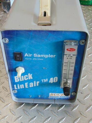 BUCK LINEAIR 40 AIR SAMPLER 115V APB-504000