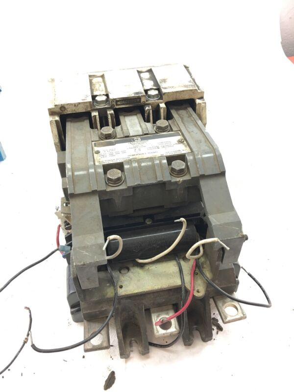 USED GOOD CONDITION INGERSOLL RAND 39118187 CONTACTOR 300AMP STARTER, B368