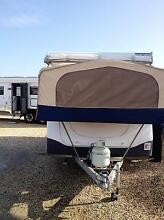 JAYCO EAGLE CAMPER Serpentine Serpentine Area Preview