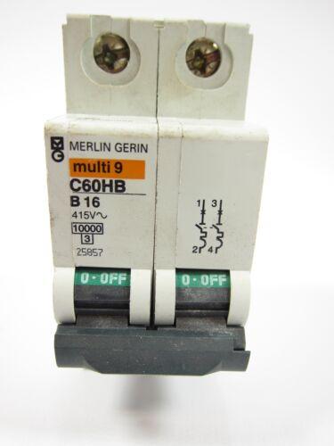 Merlin Green B16 C60HB Multi9