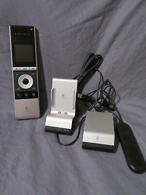 Logitech Wireless DJ Music System Remote Control Dock & Accessories 865427-0000 ()