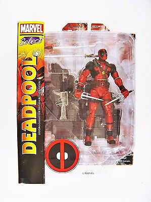 """Marvel Select Deadpool 7"""" Action Figure  for sale  Shipping to India"""