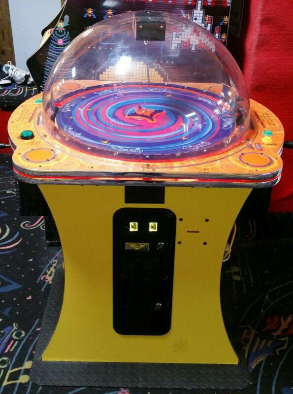 Spinazoid Arcade Game