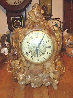 Vintage Lanshire Electric  Desk/Mantel Clock  Chicago Illinois