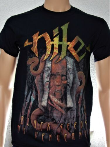 Nile (Black Seeds of Vengeance) Band T-Shirt