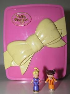 Vintage Bluebirds Polly Pocket 1994 Star Bright Dinner Party Osborne Park Stirling Area Preview