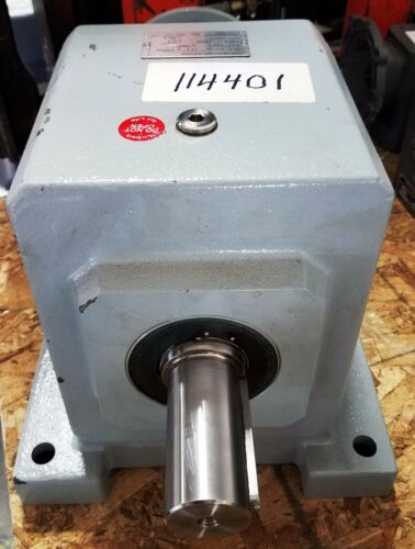 NEW STOBER DRIVES IN-LINE GEAR REDUCER  /   C503N1350MR160/050  135.3:1 RATIO