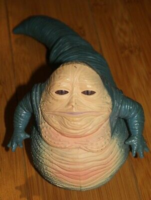 Star Wars Jabba the Hutt Articulated 10-inch Action Figure by Kenner 1997