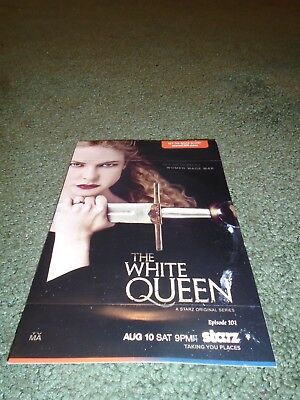 White Queen Dvd Promo  Starz