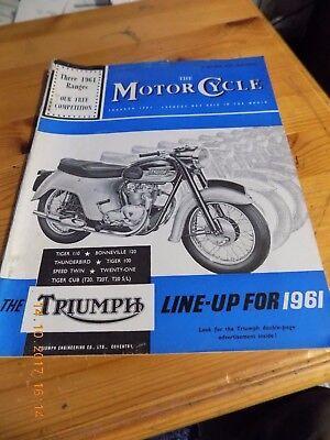 Motor Cycle/6,10,60/T100/Ariel leader/douglas/DKR/NSU/DMW/Cotton/Triumph Cover