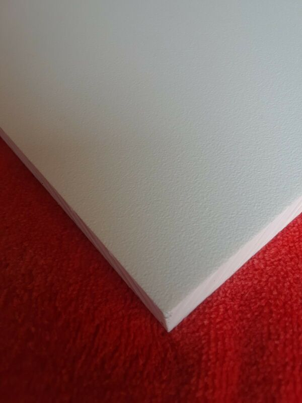 White Starboard 1/4 x 12 x 18 - Perfect for Marine Use
