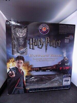 Lionel Harry Potter Hogwarts Express 6-83620 O Gauge Train Set *open box