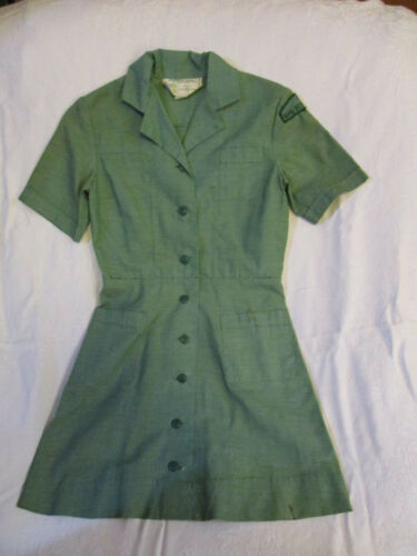 Girl Scouts Dress - Size 8