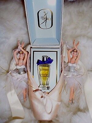 Vintage 1950s Echappe Gamba Parfum Creation By Gamba ''The Ballet Shoe Store''
