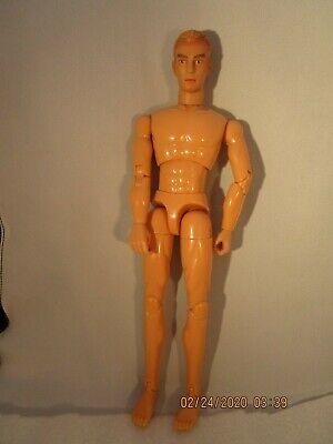 1/6 Scale Ignite American Civil War Confederate Officer Nude Figure