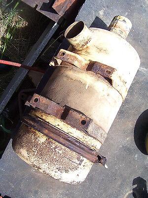 Vintage Ji Case 930 Lp Gas - Western Tractor -air Cleaner Assy- 1966