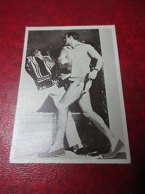 1966 James Bolt 007 - Sean Connery in Thunderbolt - Card #27