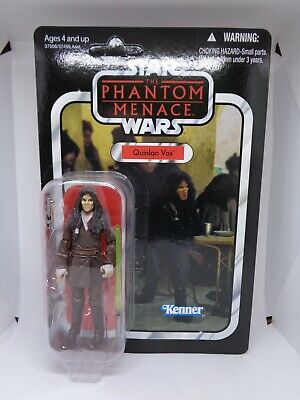 Star Wars Vintage Collection VC85 QUINLAN VOS  Phantom Menace MOSC *Unpunched
