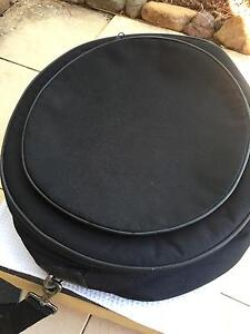 """Drum bags  for up to 13"""" toms /13"""" hi hats / snare drum Noosa Heads Noosa Area Preview"""